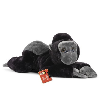 "FAO Schwarz Adopt-A-Pets Gorilla 22"" Stuffed Animal with Adoption Certificate"