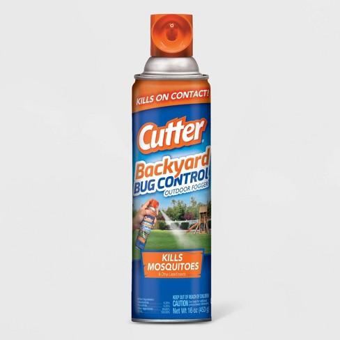 16oz Backyard Bug Control Outdoor Fogger - Cutter - image 1 of 4