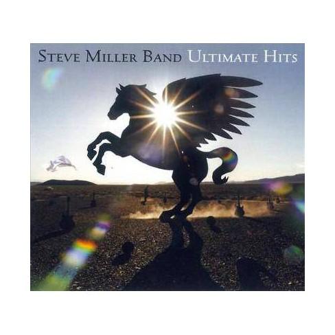 Miller, Steve Band - Ultimate Hits (CD) - image 1 of 1