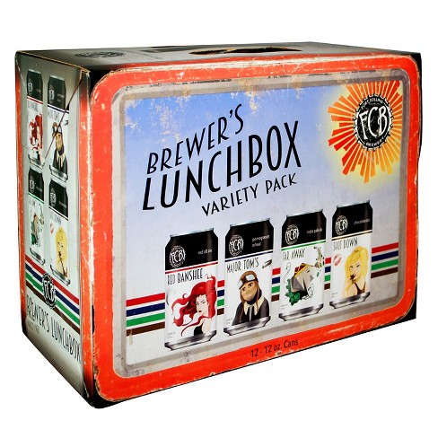 Fort Collins® Brewer's Lunchbox Variety - 12pk / 12oz Cans - image 1 of 1
