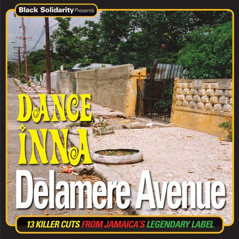 Various - Black Solidarity Presents:Dance Inna (CD) - image 1 of 1