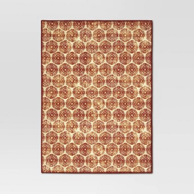 Cotton Medallion Print Placemat - Threshold™