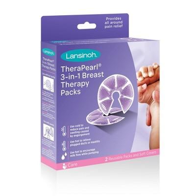 Nursing Pads: Lansinoh Therapearl 3-in-1