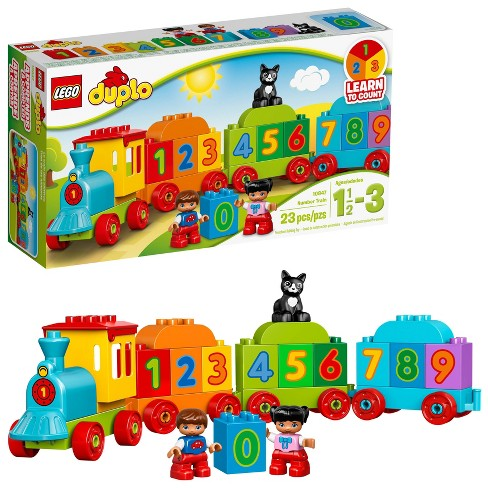 LEGO DUPLO My First Number Train 10847 - image 1 of 4