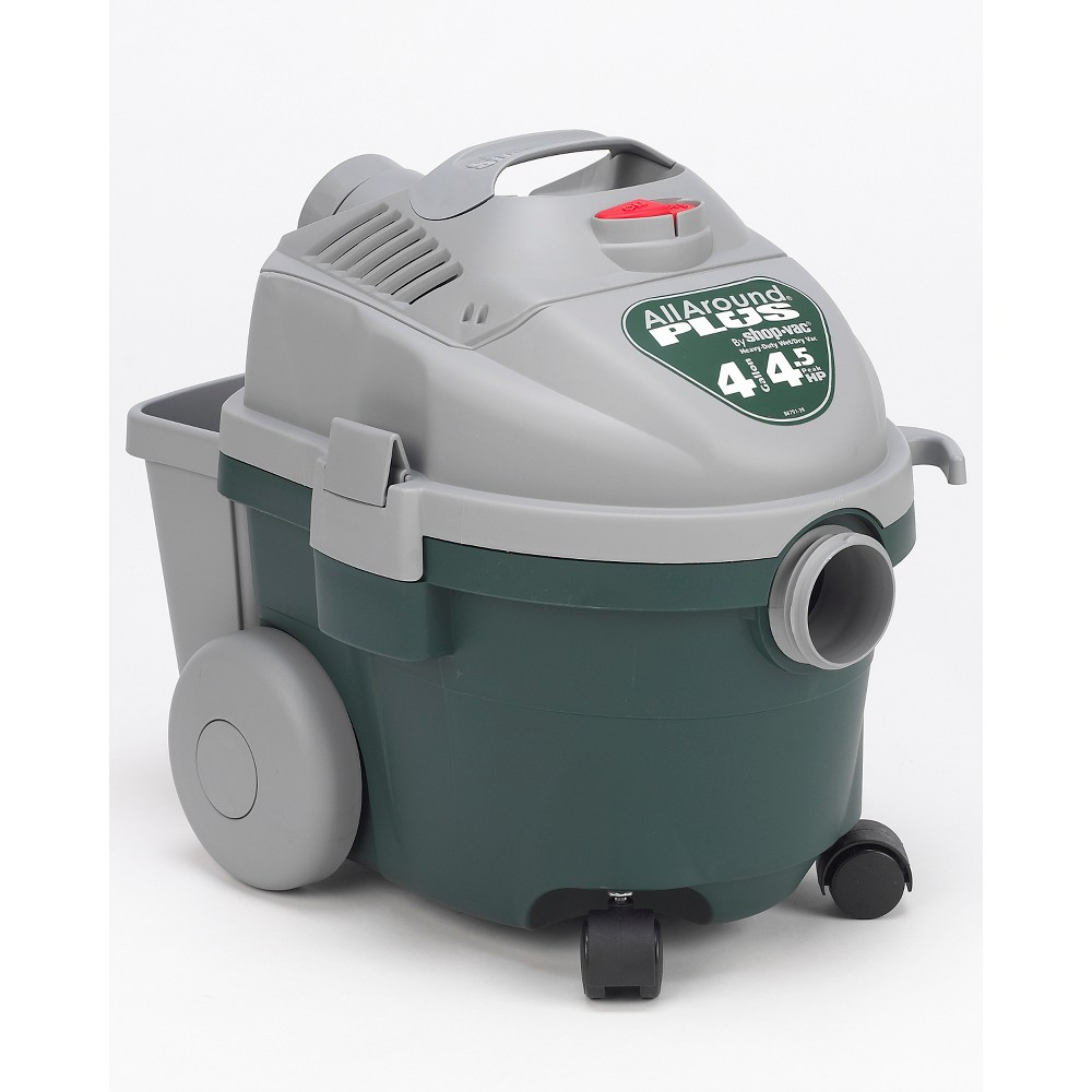 Image of Shop-Vac 4gal All Around Plus Wet/Dry Vac - Green