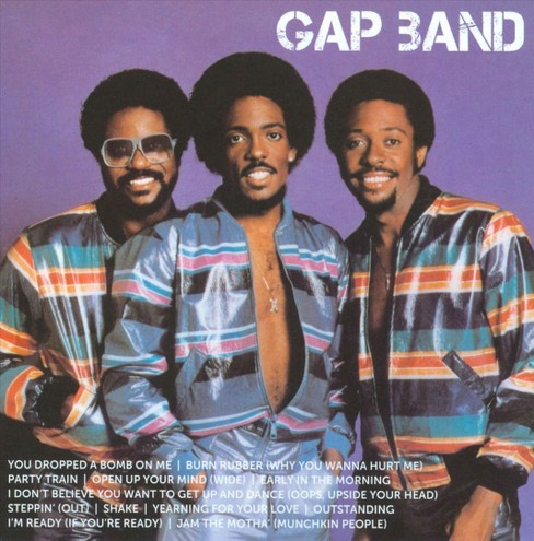 Gap Band - Icon:Gap Band (CD) - image 1 of 1