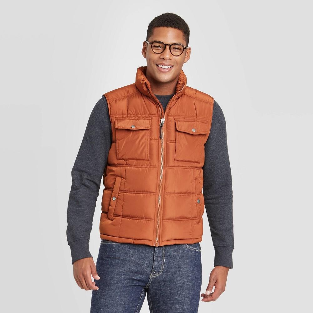 Promos en's Fullzip idweight Puffer Vest - Goodfellow & Co™