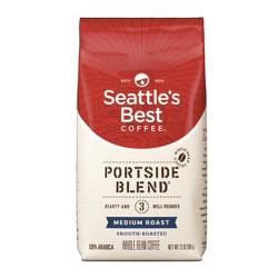 Seattle's Best Coffee Portside Blend Medium Roast Whole Bean Coffee - 12oz