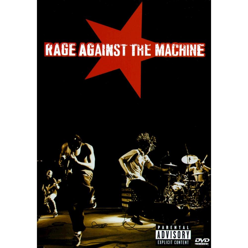 Rage against the machine (Dvd)