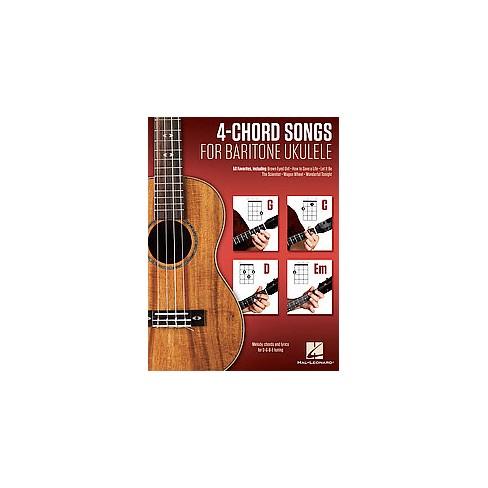 4 Chord Songs For Baritone Ukulele Melody Chords And Lyrics For