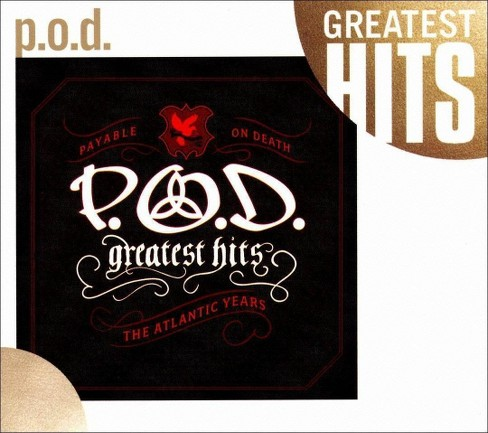P. o. d. - Greatest hits:Atlantic years (CD) - image 1 of 5