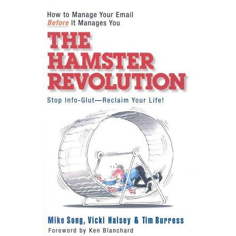 The Hamster Revolution - by  Mike Song & Vicki Halsey & Tim Burress (Paperback) - image 1 of 1