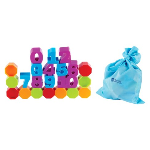 Learning Resources Numbers and Counting Blocks - image 1 of 4