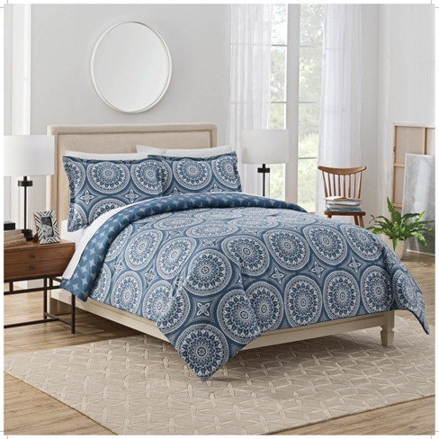 Medallion Harley Reversible Comforter Set - Marble Hill - image 1 of 1