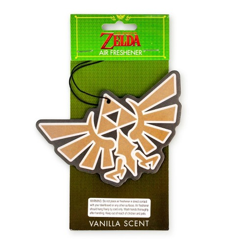 Just Funky The Legend of Zelda Hyrule Air Freshener | Nintendo Game Collectible - image 1 of 4