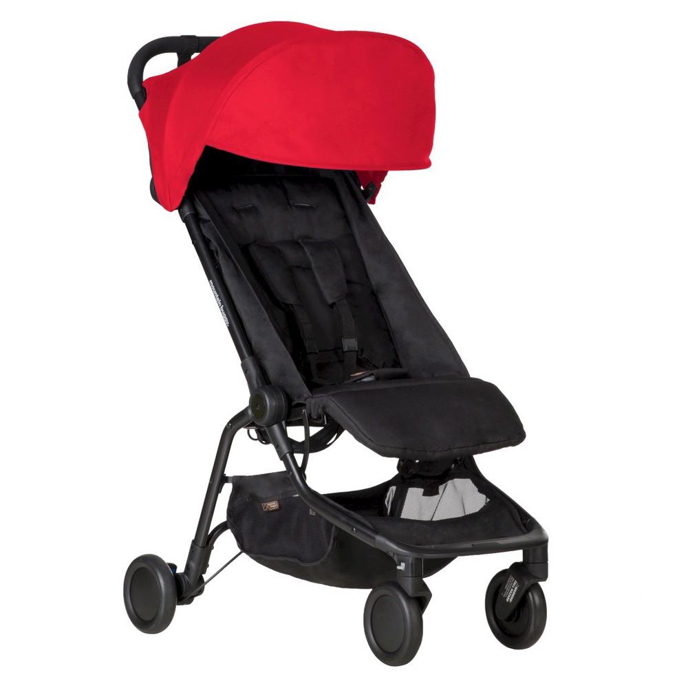 Mountain Buggy Nano Stroller - Ruby (Red)