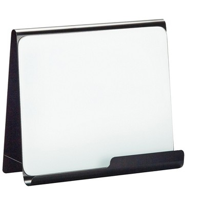 Safco Wave Glass Dry-Erase Whiteboard 1.42' x 1.21' 3220WH