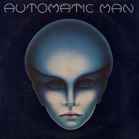 Automatic Man - Automatic Man (CD) - image 1 of 1
