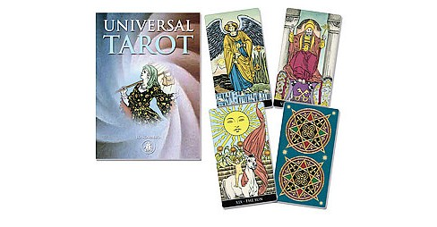 Universal Tarot Grand Trumps (Multilingual) (Mixed media product) - image 1 of 1