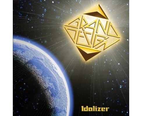 Grand Design - Idolizer (CD) - image 1 of 1