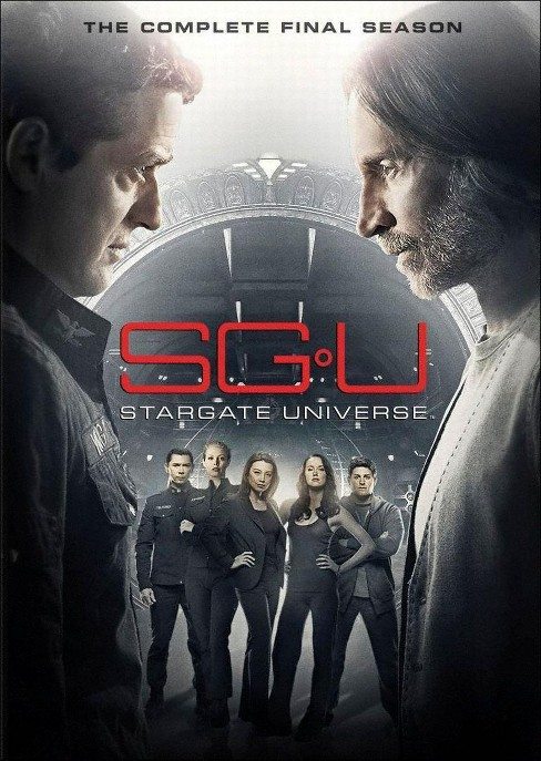 Sgu Stargate Universe:Comp Final Ssn (DVD) - image 1 of 1