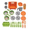 American Plastic Toys 11640 Kids My Very Own Gourmet Pretend Play Kitchen Set - image 2 of 2