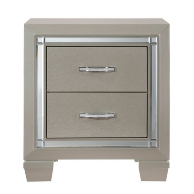 Glamour Youth Nightstand Champagne - Picket House Furnishings