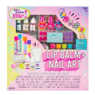 Its So Me Lip Balm & Nail Design Studio