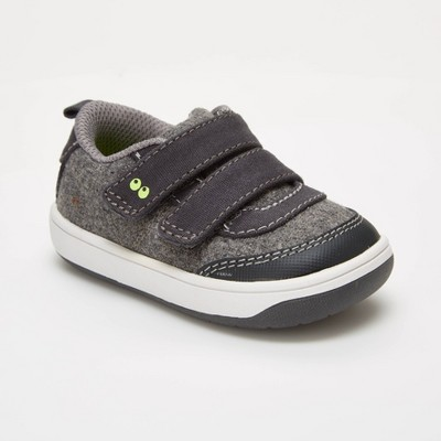 Baby Boys' Surprize by Stride Rite Norman Sneaker - Gray 3