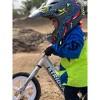 "Strider Pro 12"" Kids' Balance Bike - Silver - image 3 of 4"