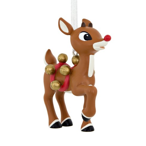Hallmark Rudolph the Red-Nosed Reindeer Christmas Ornament : Target