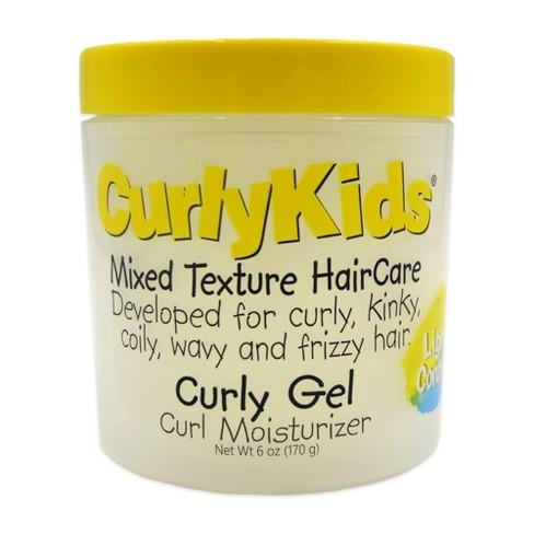 Curlykids Curly Gel Moisturizer 6oz Target