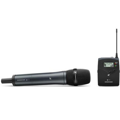 Sennheiser ew 135P G4 Camera-Mount Wireless Cardioid Handheld Microphone System A: 516 to 558 MHz - image 1 of 1