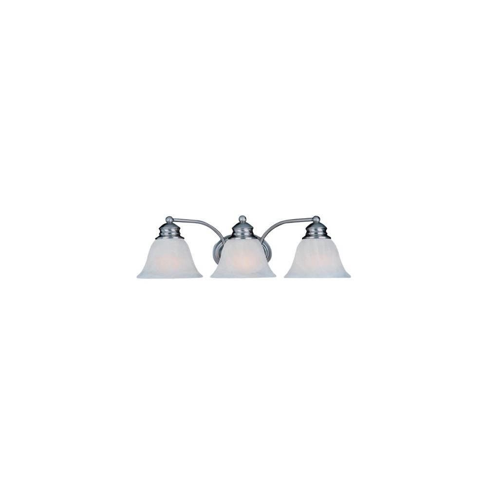 Image of Orleans 3 Light Vanity - Nickel