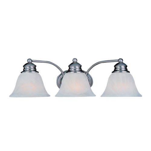 Orleans 3 Light Vanity - Nickel