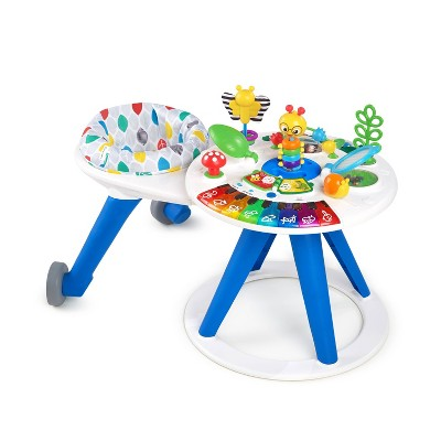 Baby Einstein Around We Grow 4-in-1 Walk-Around Discovery Activity Center