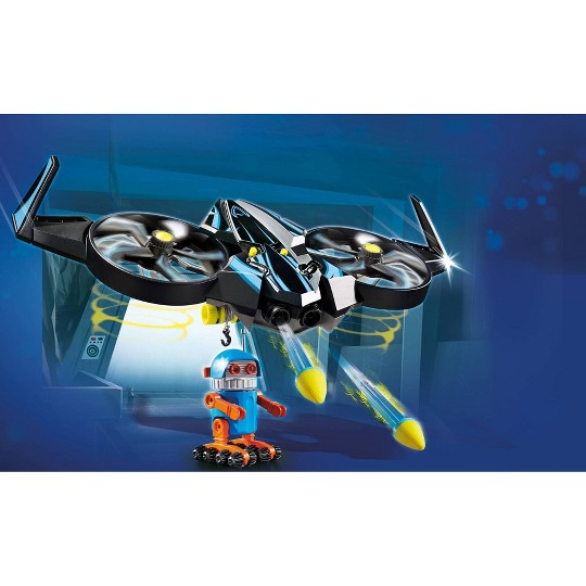Playmobil Robotitron with Drone image number null