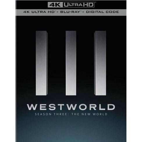 Westworld: The Complete Third Season (4K/UHD)(2020) - image 1 of 1