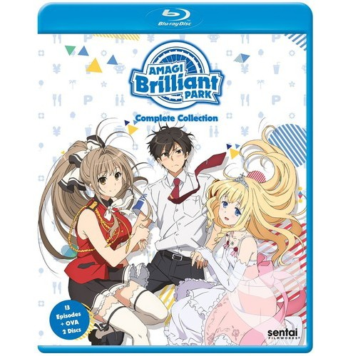 Amagi Brilliant Park:Complete Collect (Blu-ray) - image 1 of 1