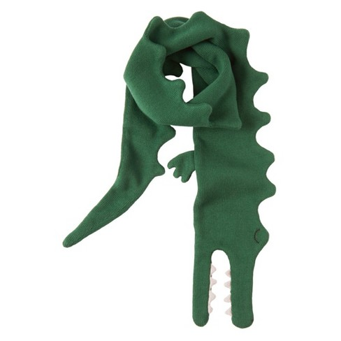 Meri Meri - Knitted Alligator Scarf - Scarves - Christmas - 1ct - image 1 of 4
