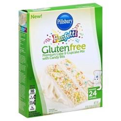 Pillsbury Gluten Free Funfetti Cake - 17oz