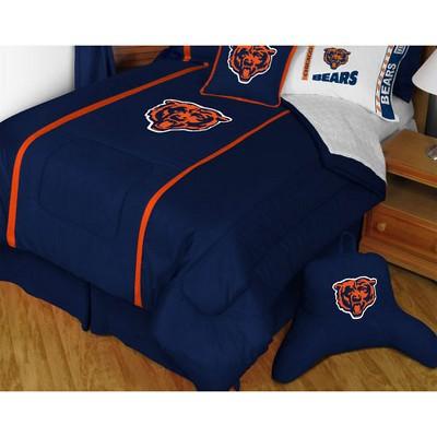 NFL Twin Comforter Football MVP Bedding - Chicago Bears..