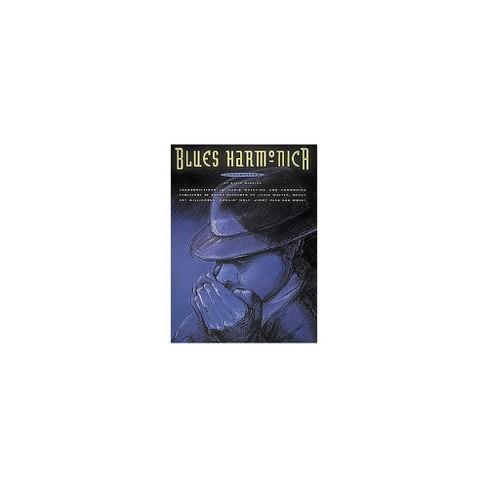 Hal Leonard Blues Harmonica Collection Songbook - image 1 of 1