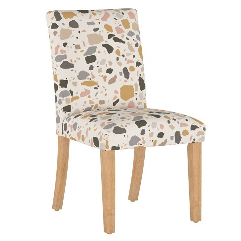 Dining Chair Terrazzo Mustard - Cloth & Company - image 1 of 4
