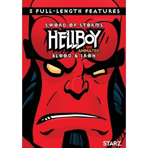 Hellboy: Sword Of Storms / Blood & Iron (DVD)