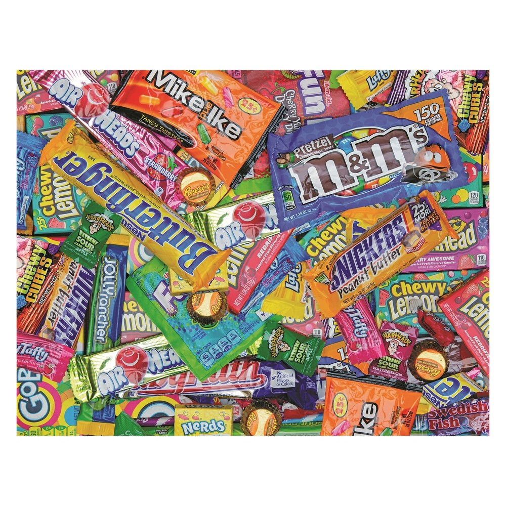 Springbok Sweet Tooth 500pc Jigsaw Puzzle