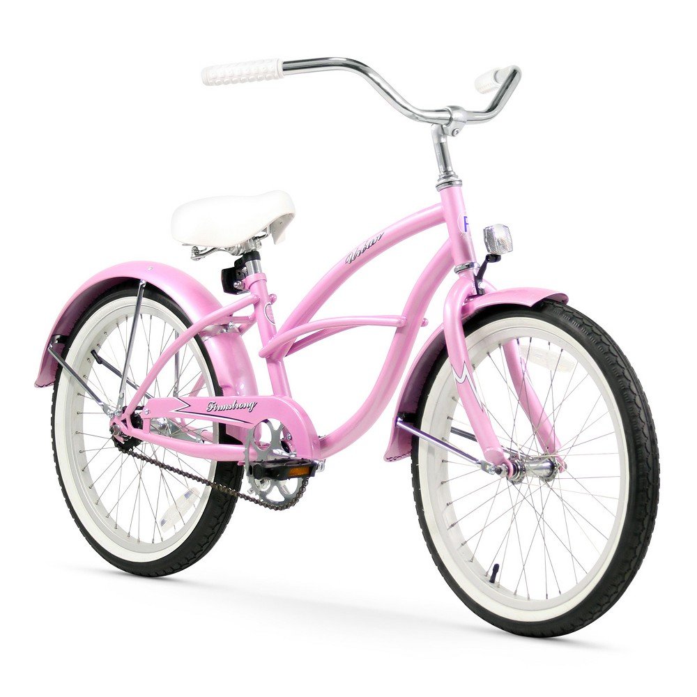 Firmstrong Urban 20 Kids' Bike - Pink