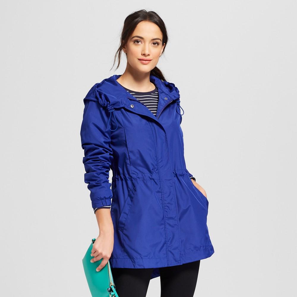 Women's Anorak Jacket - A New Day Blue XL