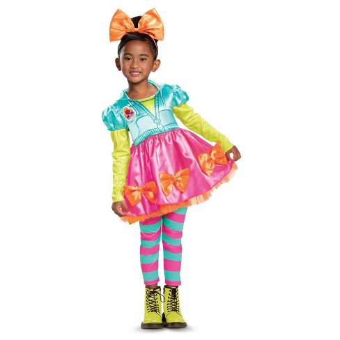 Girls' L.O.L Surprise! Neon QT Halloween Costume - image 1 of 1