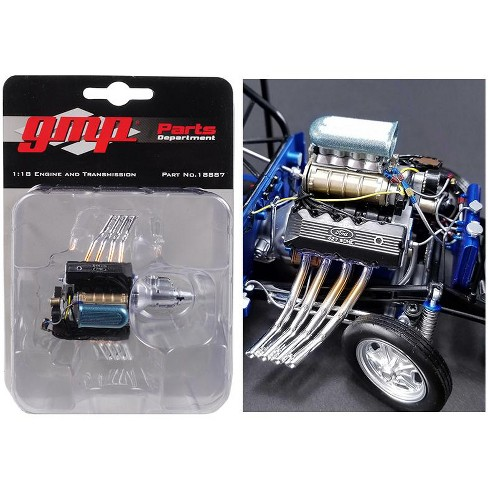 ford 427 sohc engine 1/6 scale model kit